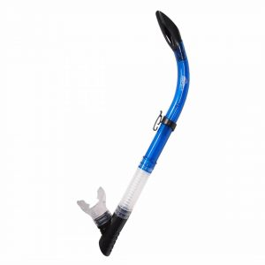 Deep Blue Stingray Snorkel DBSA105 Blue Transparent