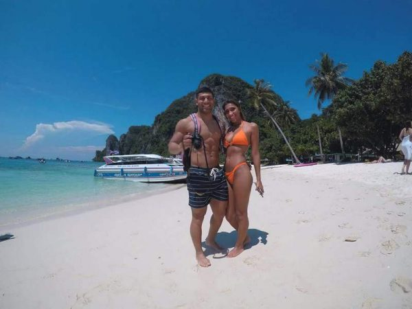 Phuket snorkeling to Phi Phi island by private speedboat charters
