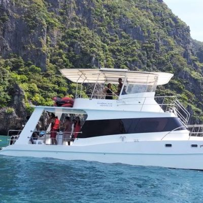 Racha Noi Island private snorkeling charter from phuket
