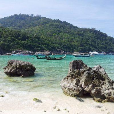 Racha Yai Island Patok Bay