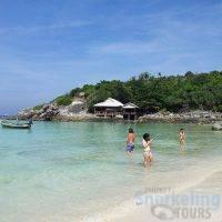 Racha Yai snorkeling trip visits Patok Bay