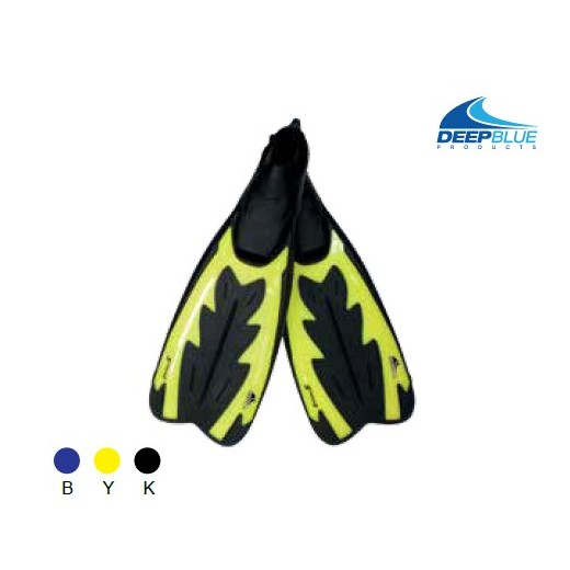 SPEED2 FINS - FULL FOOT (Ideal for snorkeling)