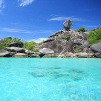Phuket snorkeling trips to Similan islands