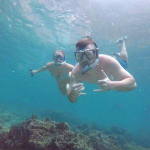 Snorkeling at Racha Yai Island Phuket