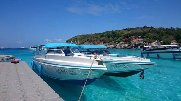 Phuket Private speed boats rentals